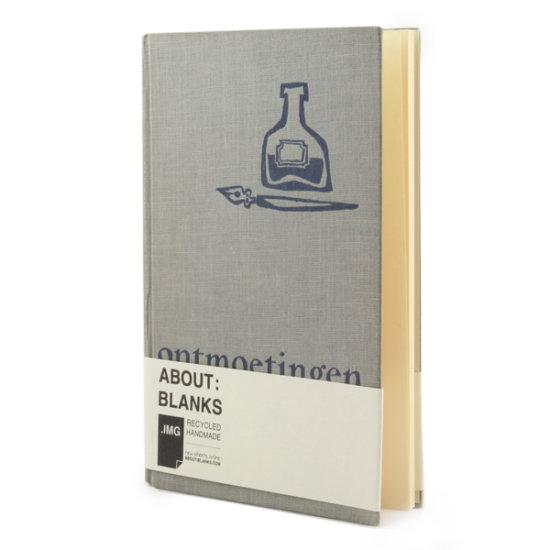 notitieboekje about blanks