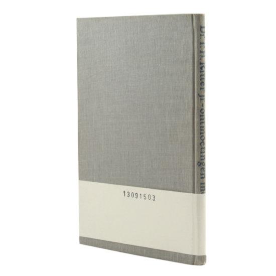 notitieboek about blanks