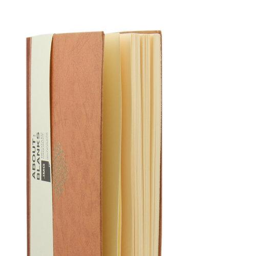 Orange sketchbook by About Blanks
