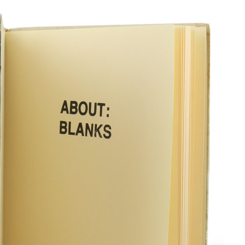 about blanks
