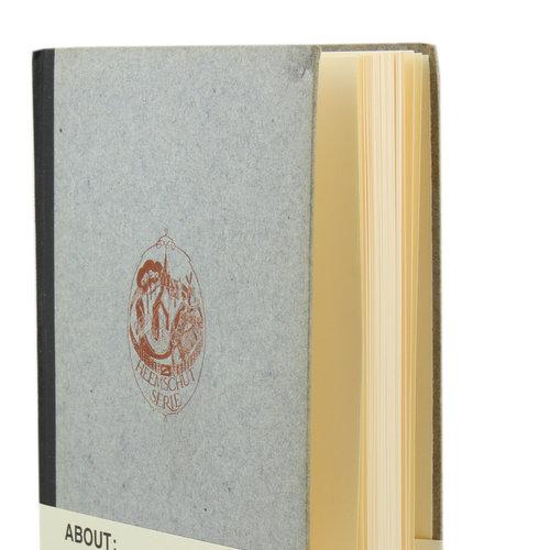 Heemschut Serie sketchbook