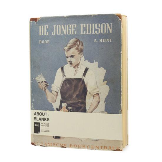 Edison sketchbook
