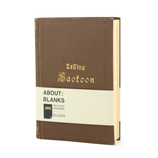 Brown sketchbook