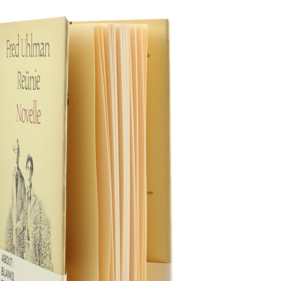 Novel sketchbook