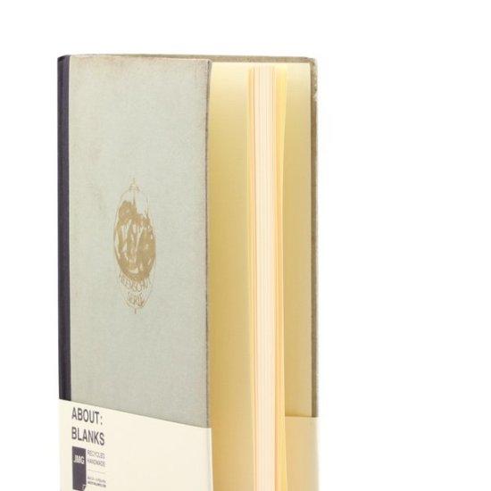unique grey sketchbook