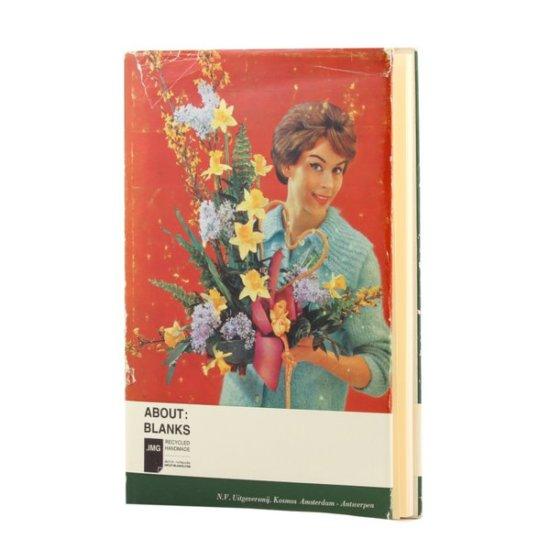 Flower arranging notebook