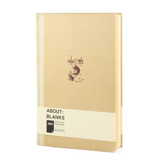 handmade unique notebook