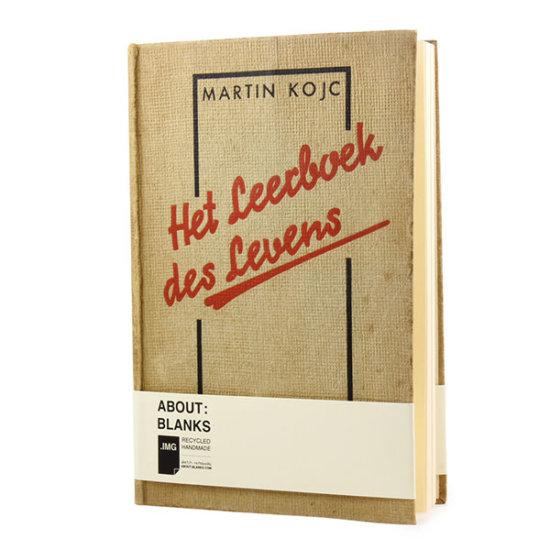 About Blanks Original handmade sketchbook