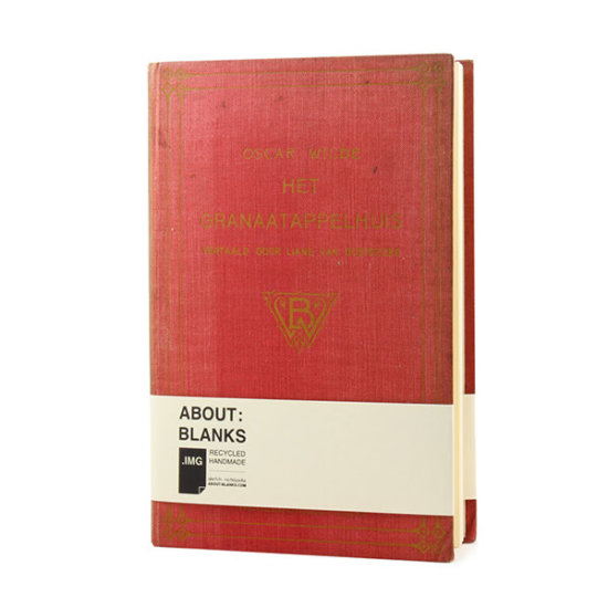 Red notebook by About Blanks