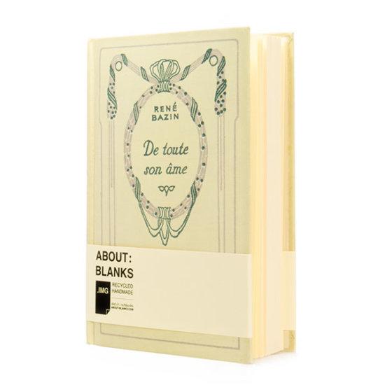 Unique handmade notebooks