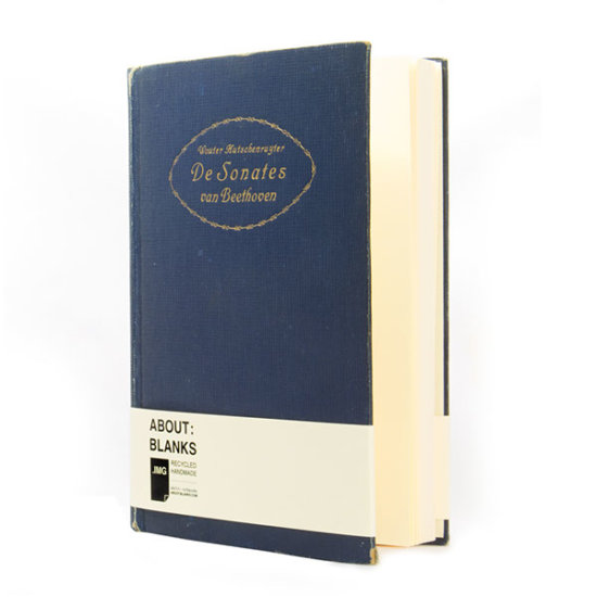 Beethoven notebook