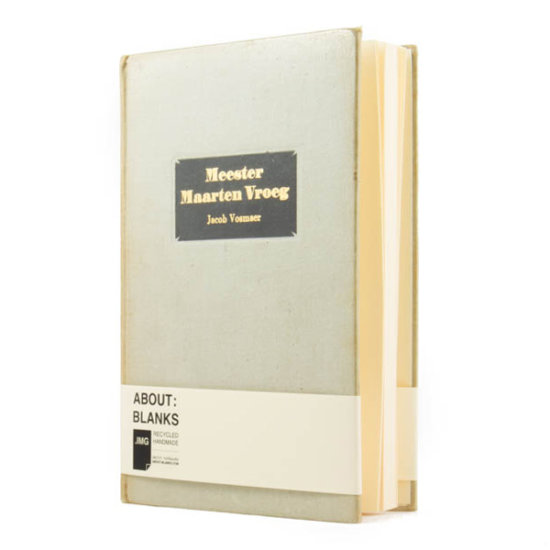 Handmade unique notebooks