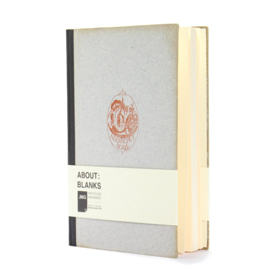 Handmade sketchbooks and notebooks
