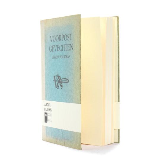 About Blanks unique sketchbook
