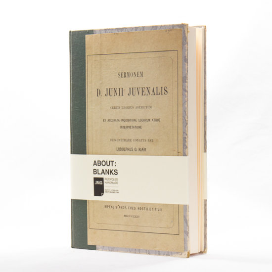 Latin notebook