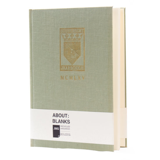 About Blanks unique notebooks