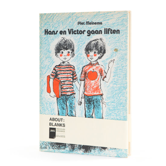 About Blanks kids sketch- notebook