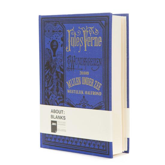 Jules Verne sketchbook