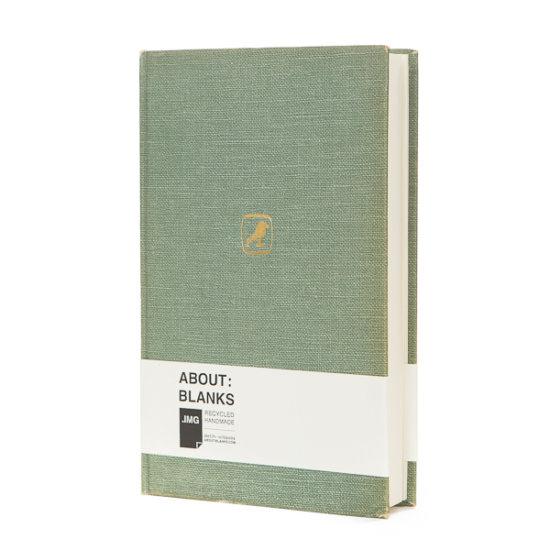 Unique handmade sketchbook