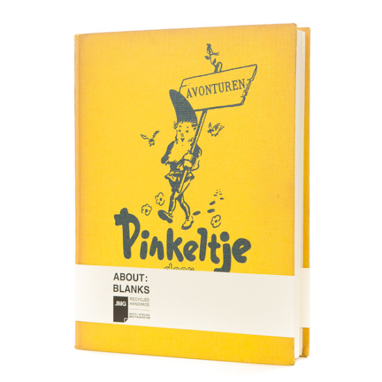 Pinkeltje notebook