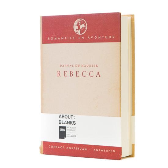 About Blanks Rebecca sketchbook