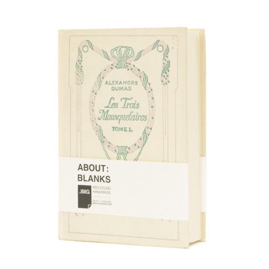 Sketcbook recyced book cover