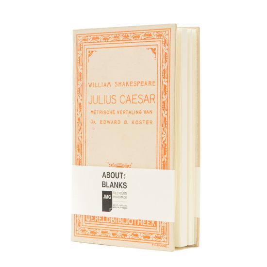 Julius Caesar notebook