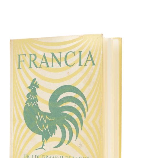 handmade sketchbook Francia