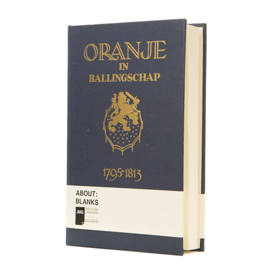 Oranje in Ballingschap notebook
