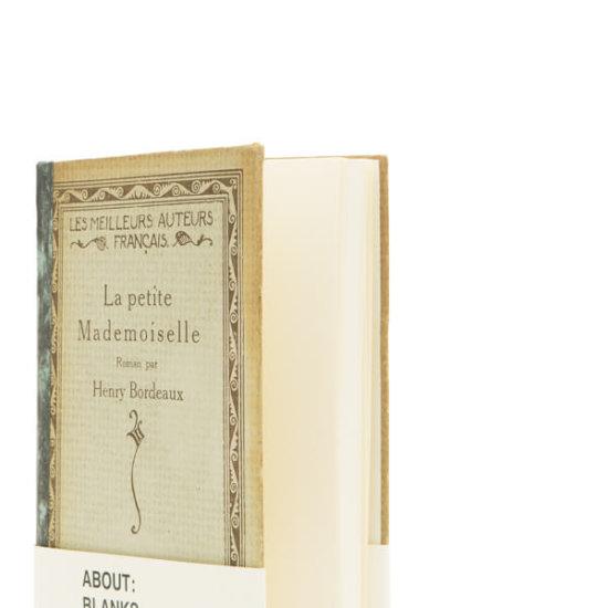 Mademoiselle notebook