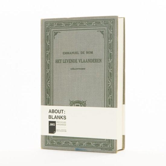 About Blanks Vlaanderen schetchbook