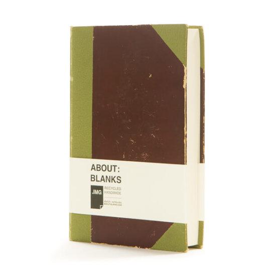 Unique handmade sketchbooks