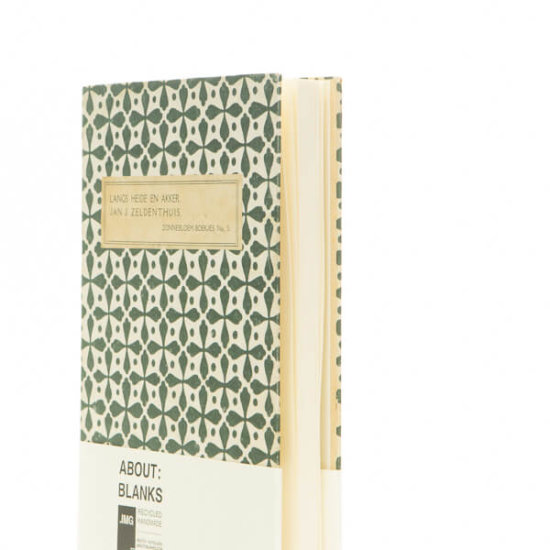 Pattern notebook by About Blanks