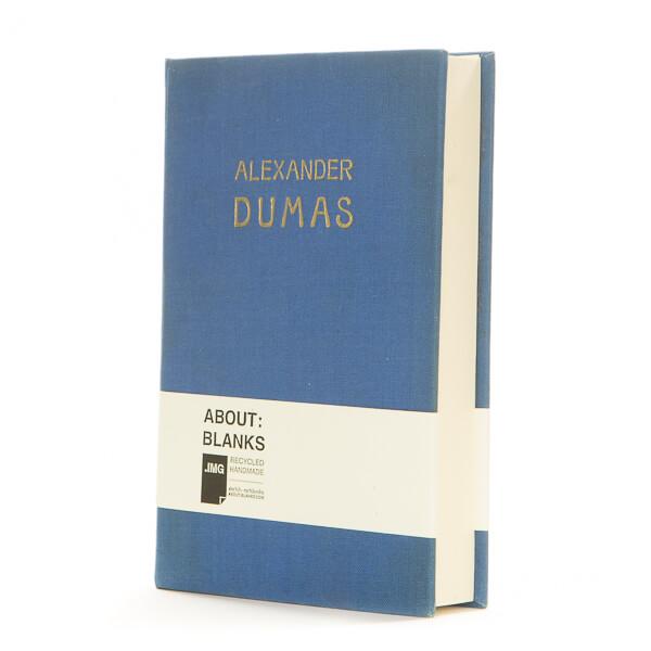 Dumas notebook
