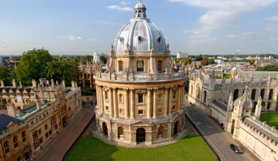 Bodleian Oxford