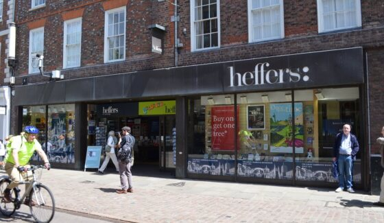 Heffers Cambridge