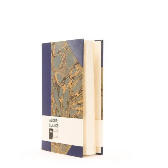Liefde blauw notitieboek About Blanks