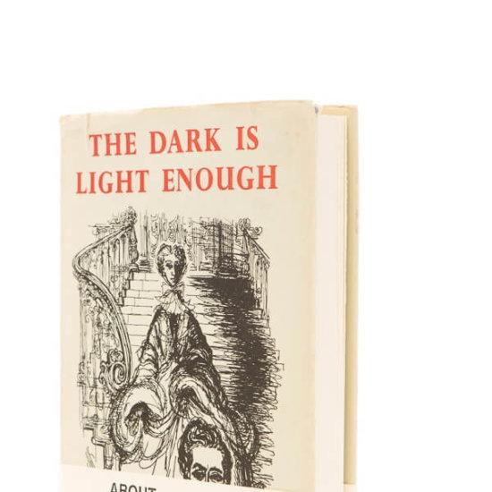 dark light sketchbook