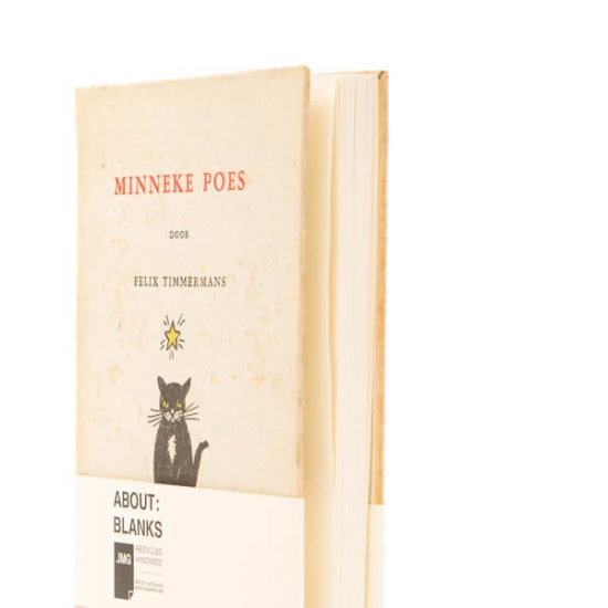 Kitten notebook by About Blanks