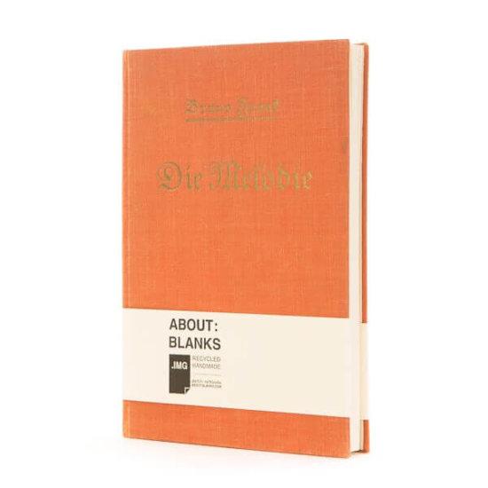 Orange is the new sketchbook