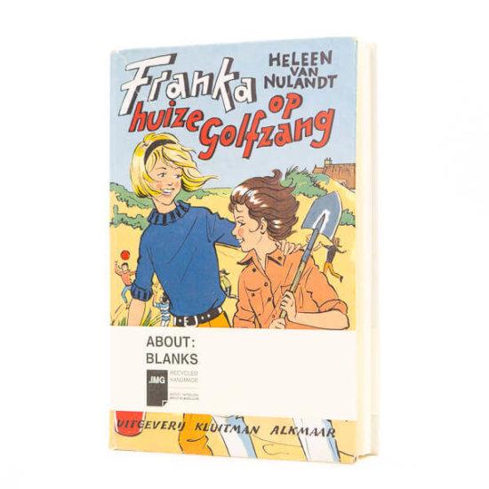 About Blanks notitieboek