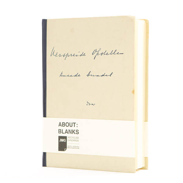 Opstel notitieboek