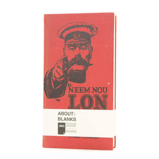 London Notebook by About Blanks