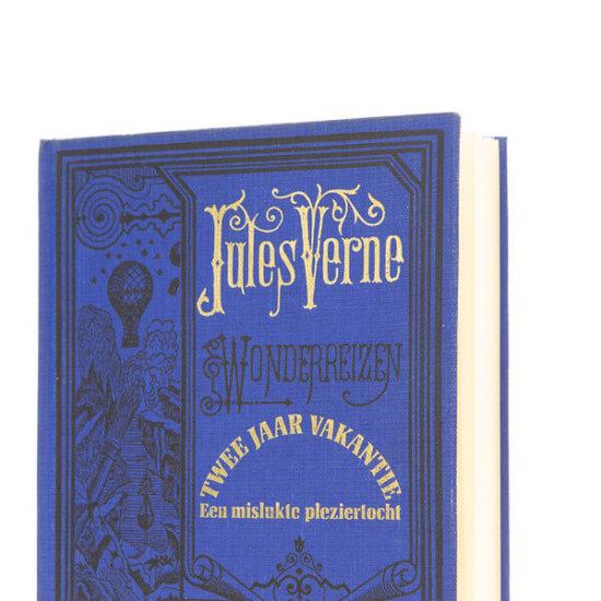 Jules Verne notebook