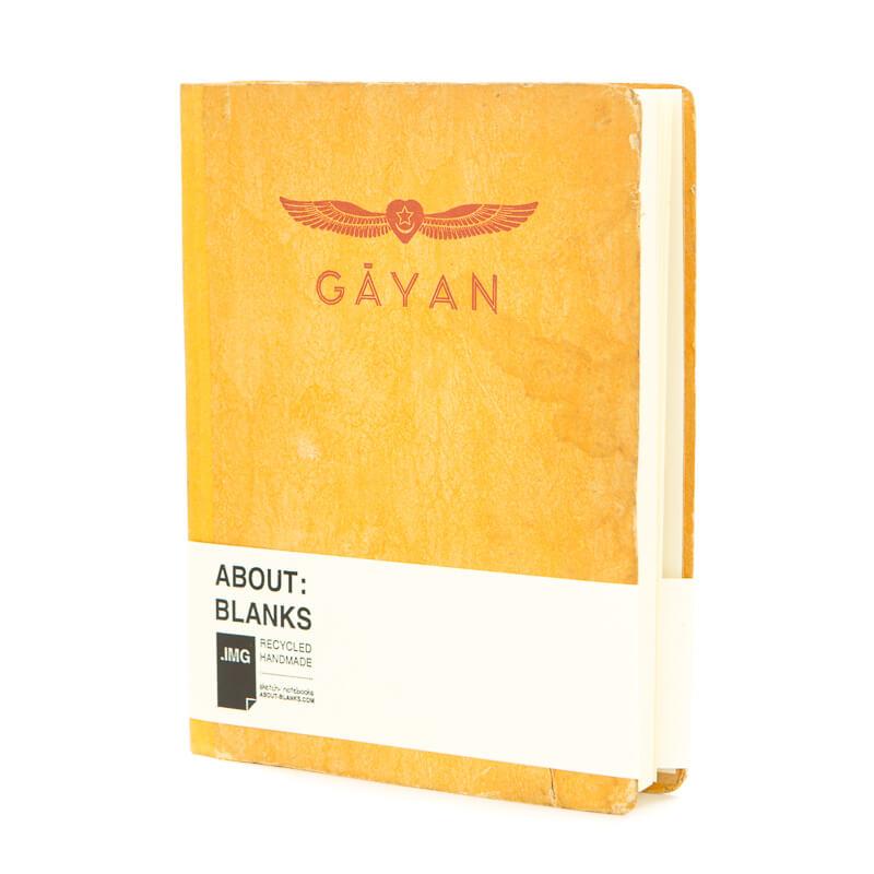 Gayan notebook