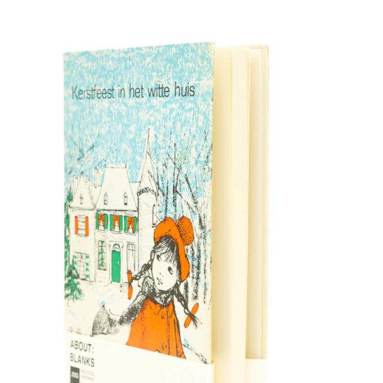 winter christmas notebook