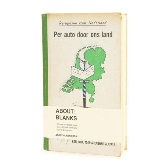 About Blanks sketchbook & notebook