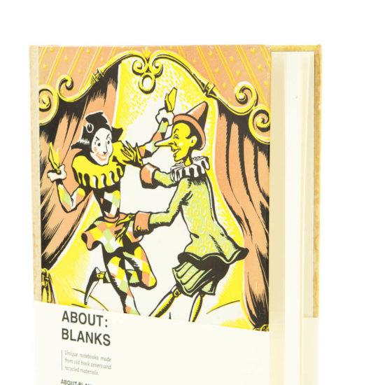 Pinokio notebook