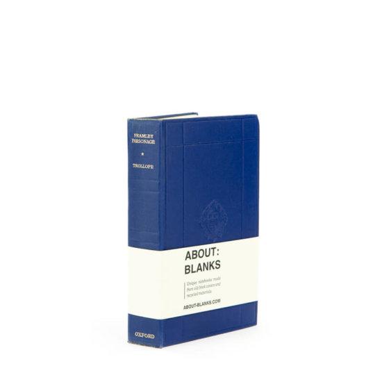 Trollope About Blanks sketchbook & notebook