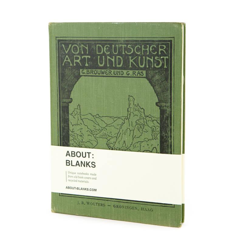 Artbook notebook
